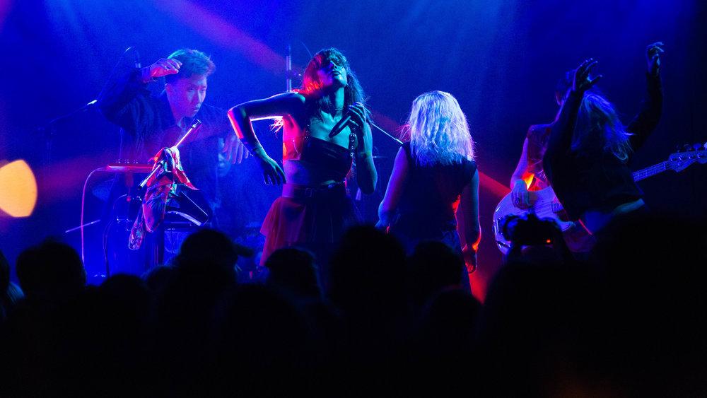 Photos - Undead Prom @ Teragram Ballroom -