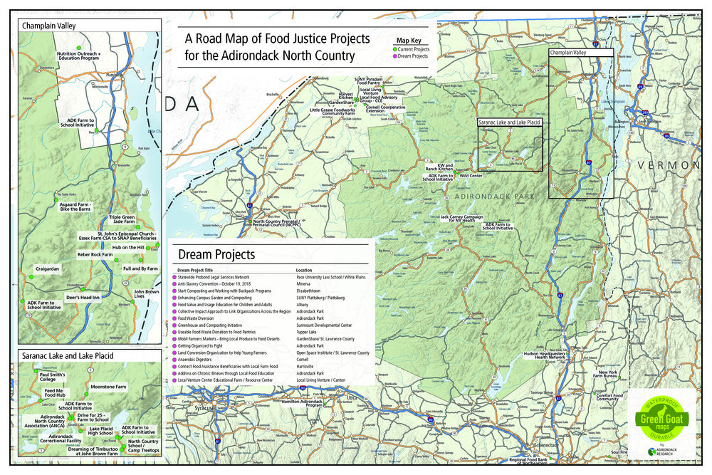 Food System Mapping Project. Click to enlarge.