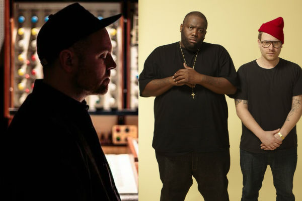 DJ Shadow, Killer Mike and El-P
