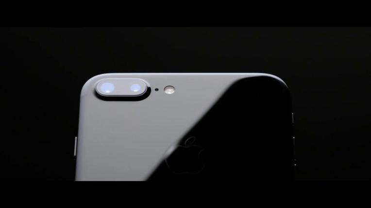 iPhone 7 Plus double lens