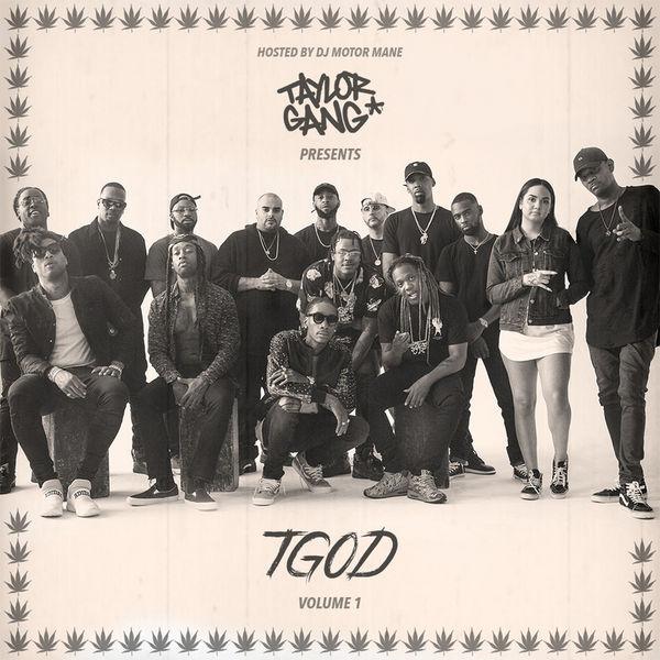Wiz Khalifa Drops Taylor Gang Volume 1 (Mixtape) — 12BY6