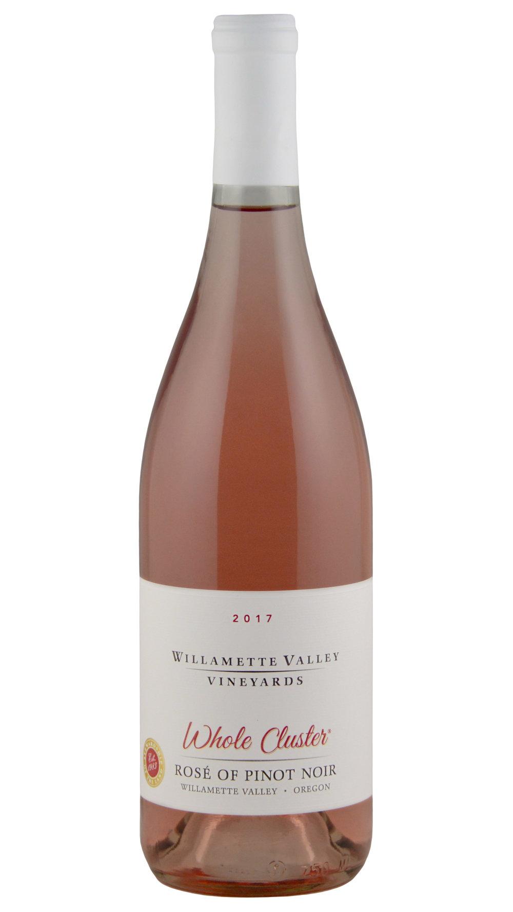 Whole Cluster Rosé of Pinot Noir 2017 -