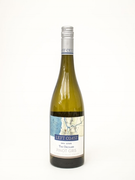 Left Coast The Orchard 2016 Pinot Gris -