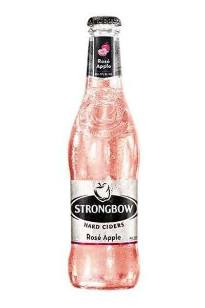 Strong Bow Hard Ciders - Rosé Apple -