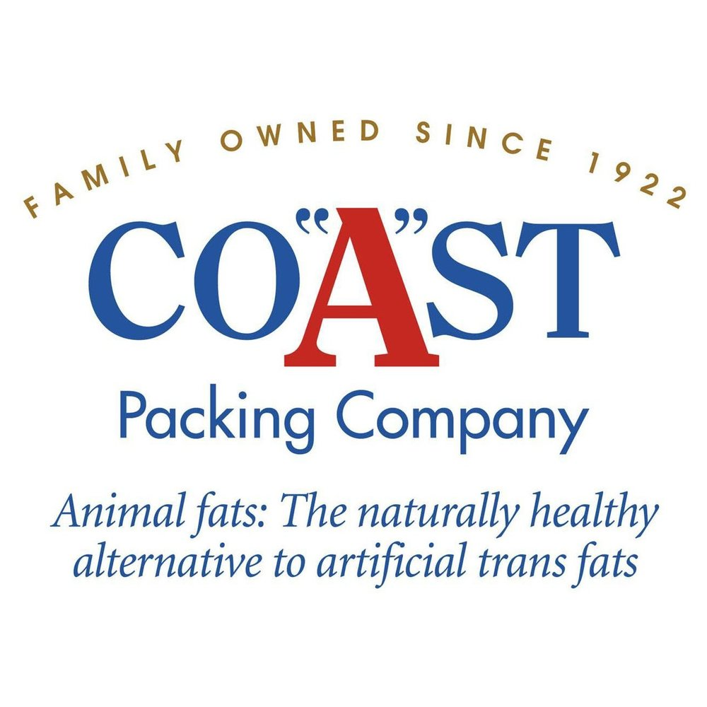 Coast Packing Company  - The number one supplier of animal fat shortenings – particularly lard and beef tallow — in the Western United States.