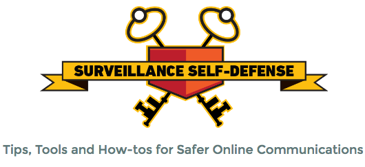 Surveillance Self Defense