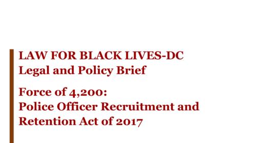 Blog — Law4BlackLives DC
