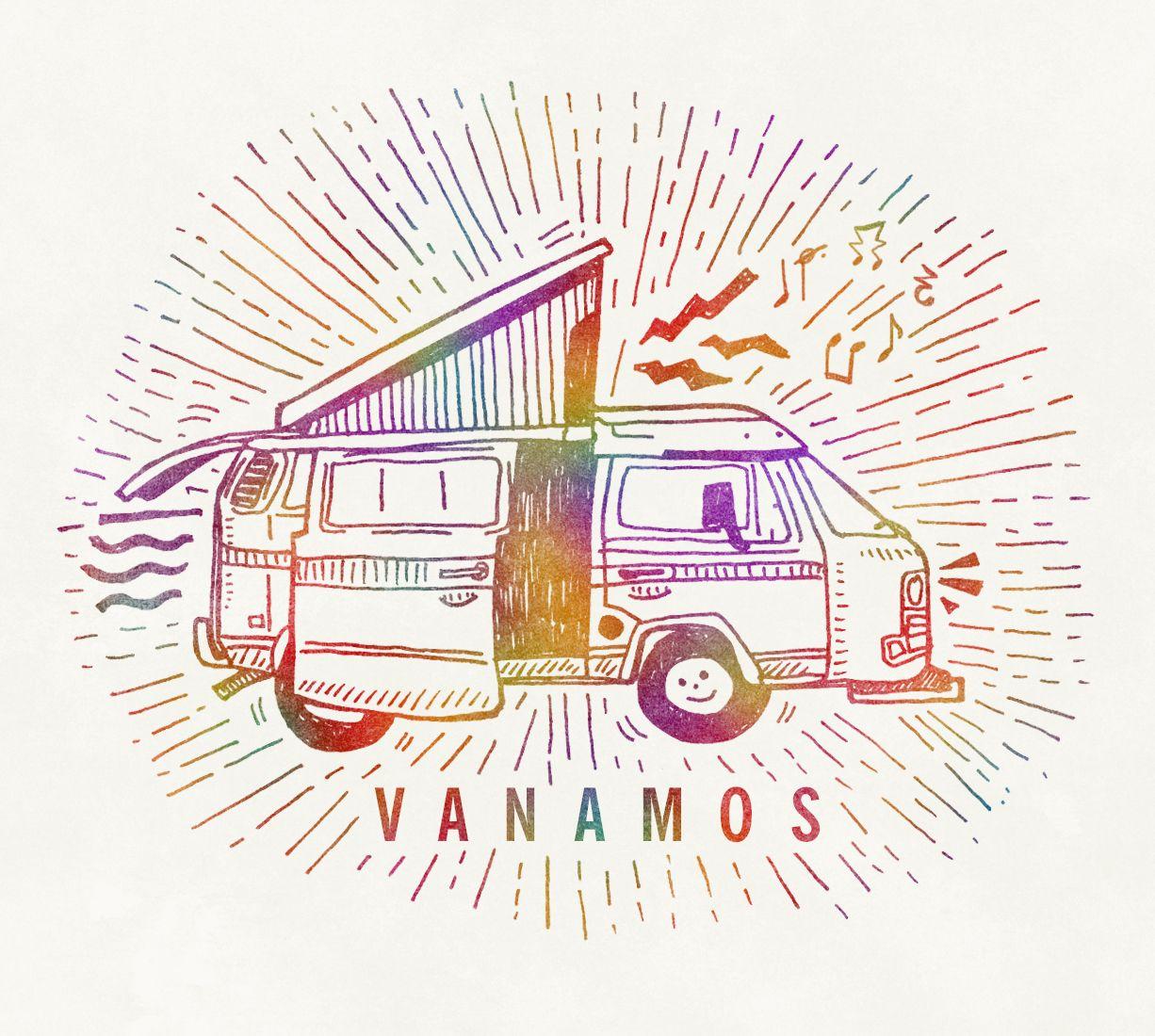 Wesley - The Van — Vanamos