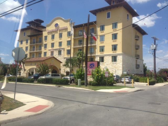 hotel in San Antonio