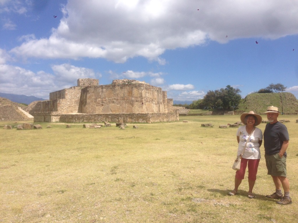 Op and PoPo at Monte Alban