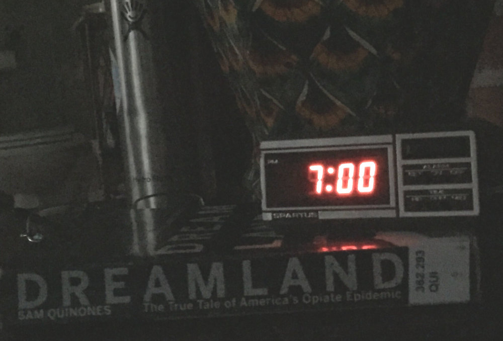 Wake me up in Dreamland