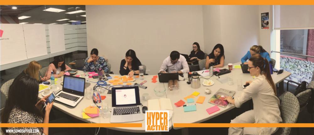 Design Thinking Lab en Costa Rica por  Hyper Active