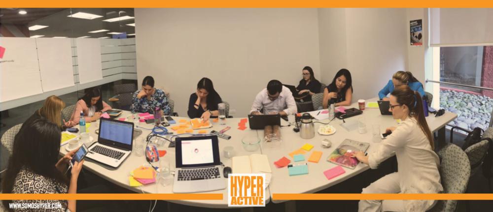 Design Thinking Lab en Costa Rica por Hyper Active