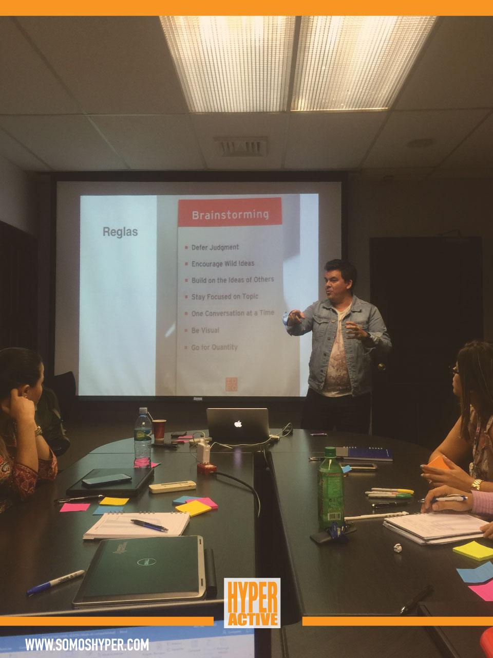 Design Thinking Costa Rica