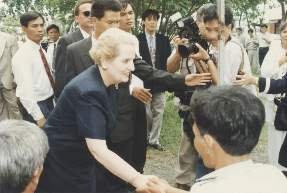 US Secretary of State Madeline Albright - 22.jpeg