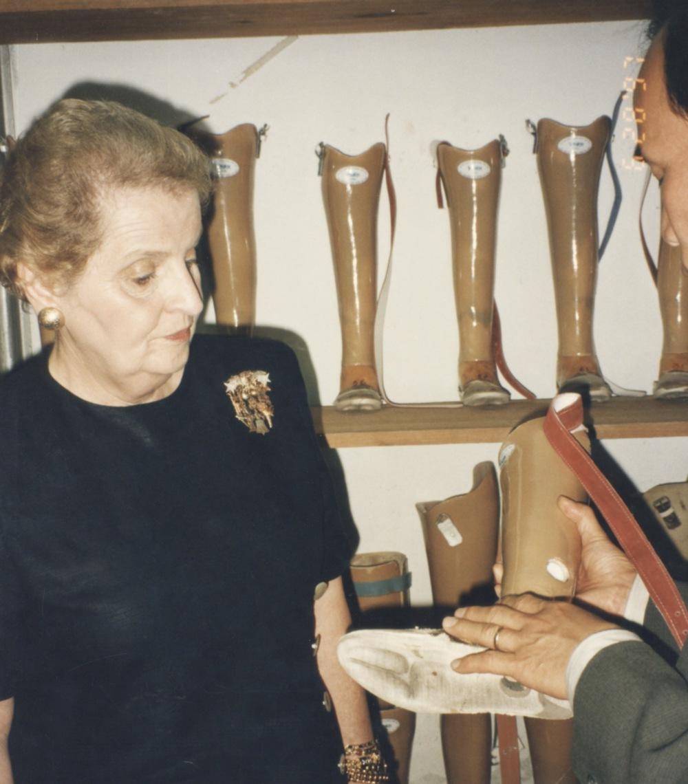 US Secretary of State Madeline Albright - 27.jpeg