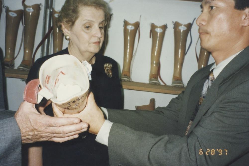 US Secretary of State Madeline Albright - 29.jpeg