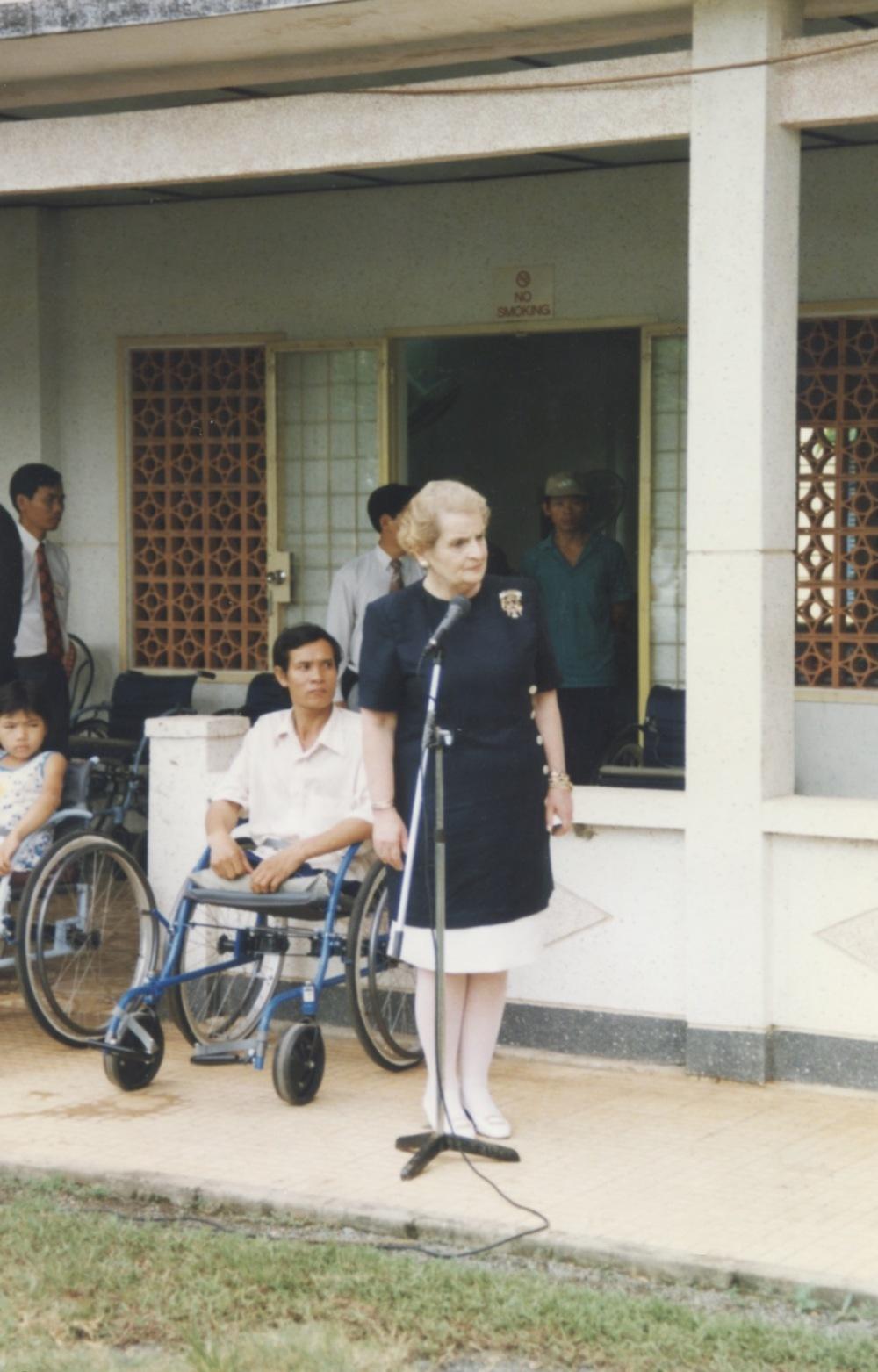 US Secretary of State Madeline Albright - 46.jpeg