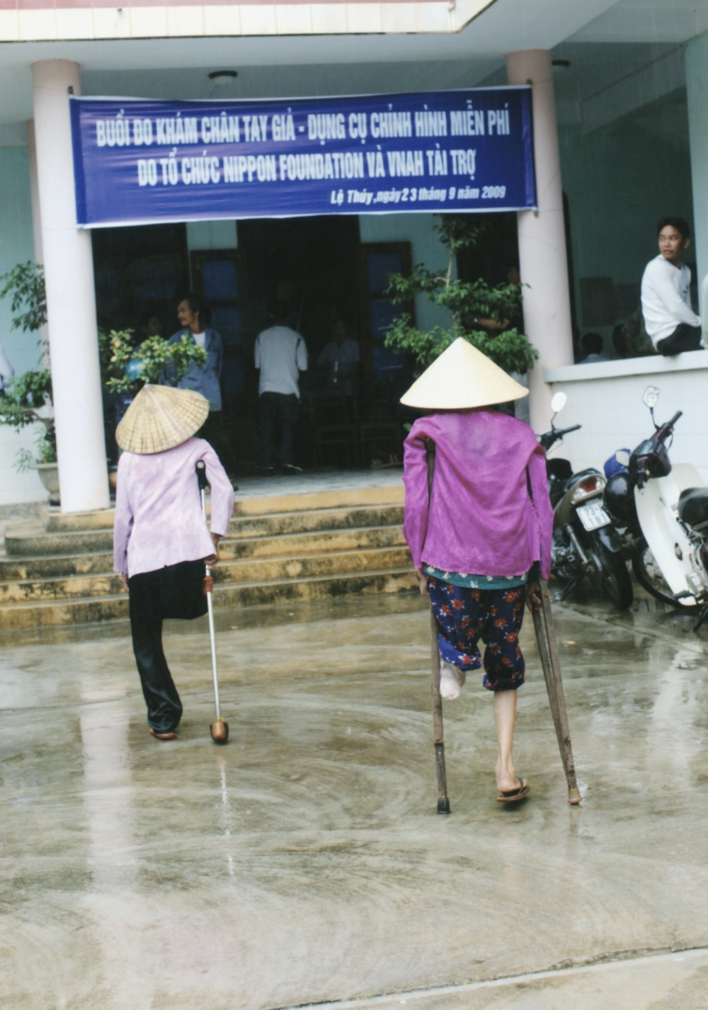 Prosthetics Outreach to Landmine Victims in Quang Dinh Province 2009 - 01.jpeg
