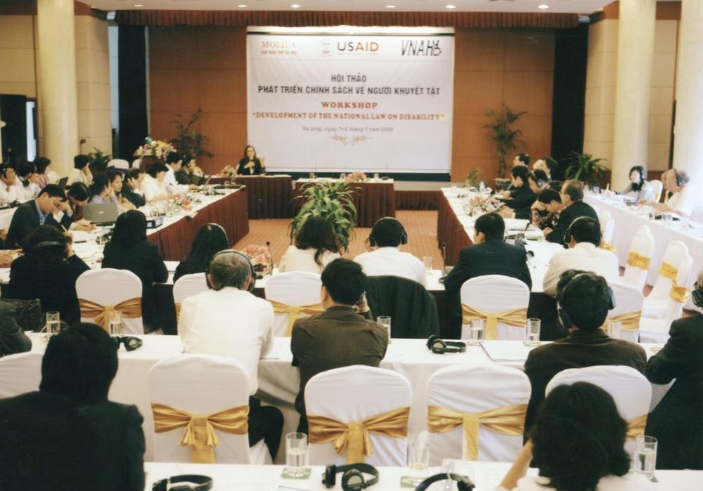 Development of National Law on Disability Workshop 2008 - 01.jpeg