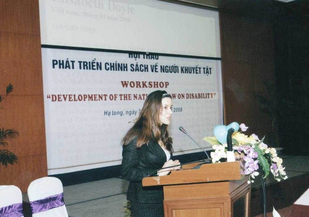 Development of National Law on Disability Workshop 2008 - 03.jpeg