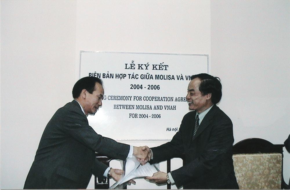 MOLISA AND VNAH Cooperation Agreement .jpeg