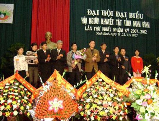 Ninh Binh DPO 1st Congress