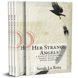 Her strange angels by Sarah La Rosa