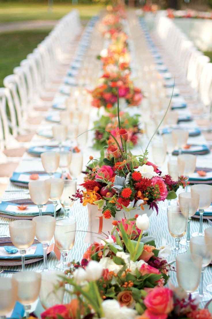 Flower Vases & Centerpieces