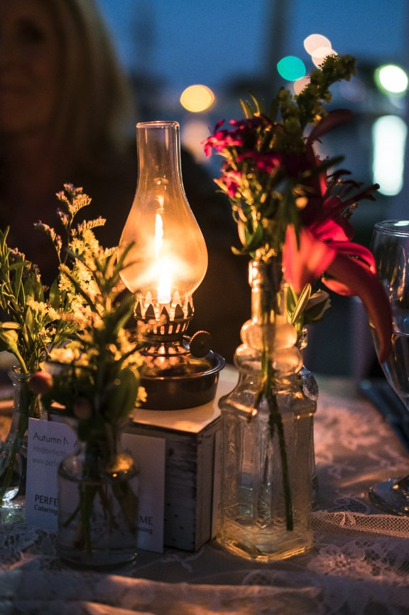 Romantic Oil Lanterns