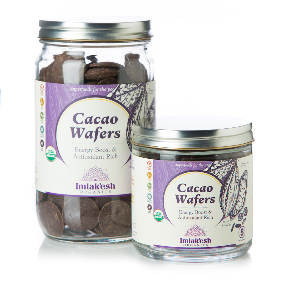 CACAO WAFERS -