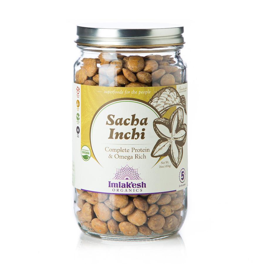 SACHA INCHI SEEDS -