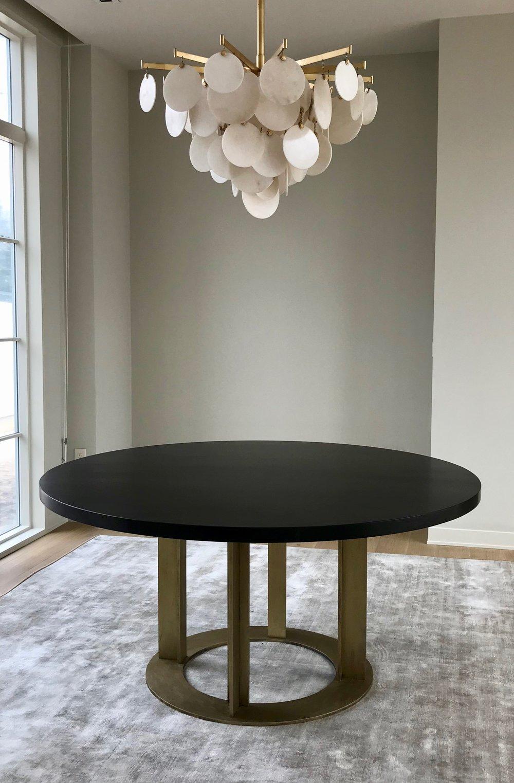 Superbe ... Josh Utsey Design Custom Furniture Table Metal Charlotte  ...