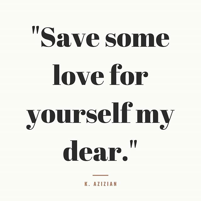  Let this be your mantra and reminder to do your very best to save some love for yourself, too. When you find yourself giving endless love to others, make sure to give some back to yourself, too. When you find yourself being protective of your most precious beings, make sure you are being protective of you, too. When you are giving others the benefit of the doubt, make sure you are giving yourself a break, too.  Save some love in your love tank, you need it, too.  And if you are struggling to find balance between meeting the demands of others, life, and your own needs, sign up for my FREE 5 Day People Pleasing Challenge. To get on the challenge list, you can either send me a DM with your email address or sign up through the #linkinbio.  #selfcare #selfcaresunday #treatyoself #selflove #selfcompassion #selftrust #selfesteem #peoplepleasingchallenge #breakfreefromperfectionism #effperfect #personalgrowth #mindfulness