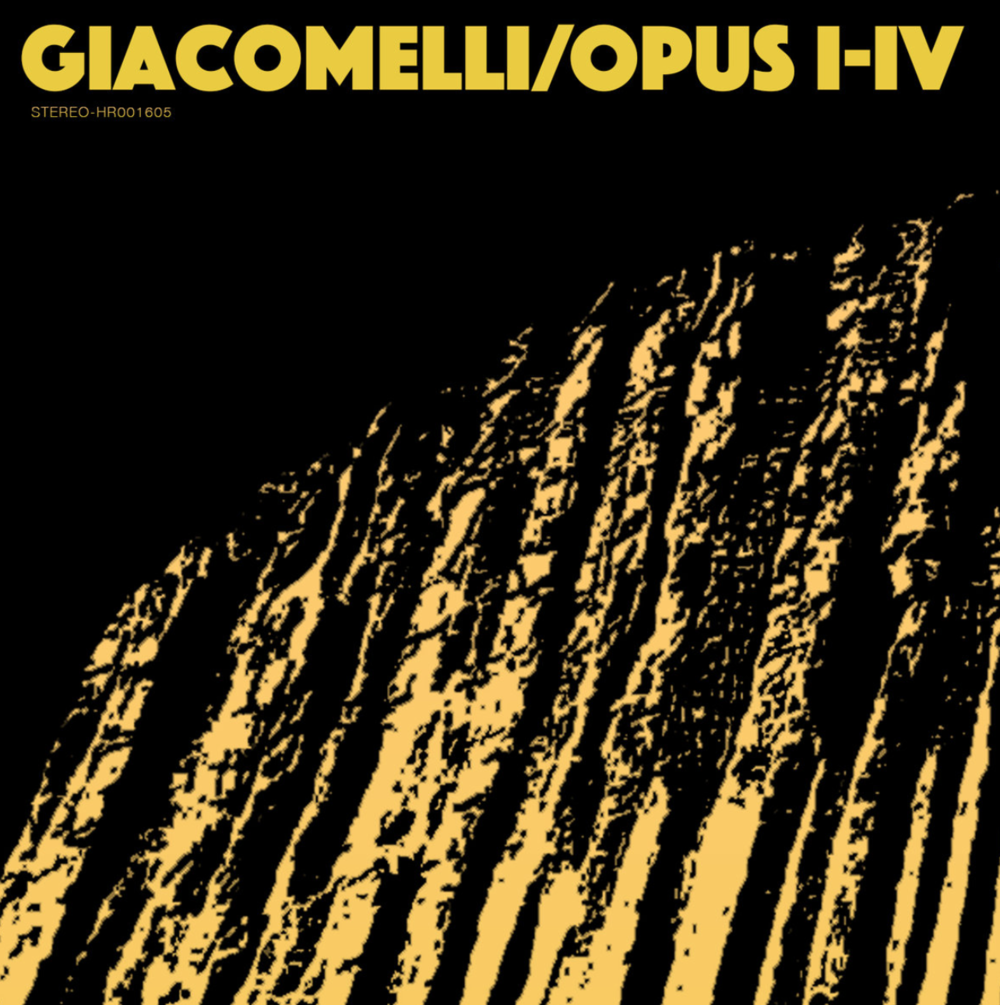 ADD TO CART OPUS I-IV by Giacomelli
