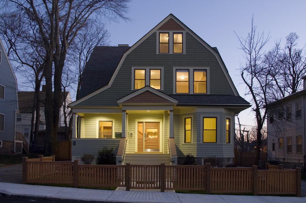 Algonquin Street Residence