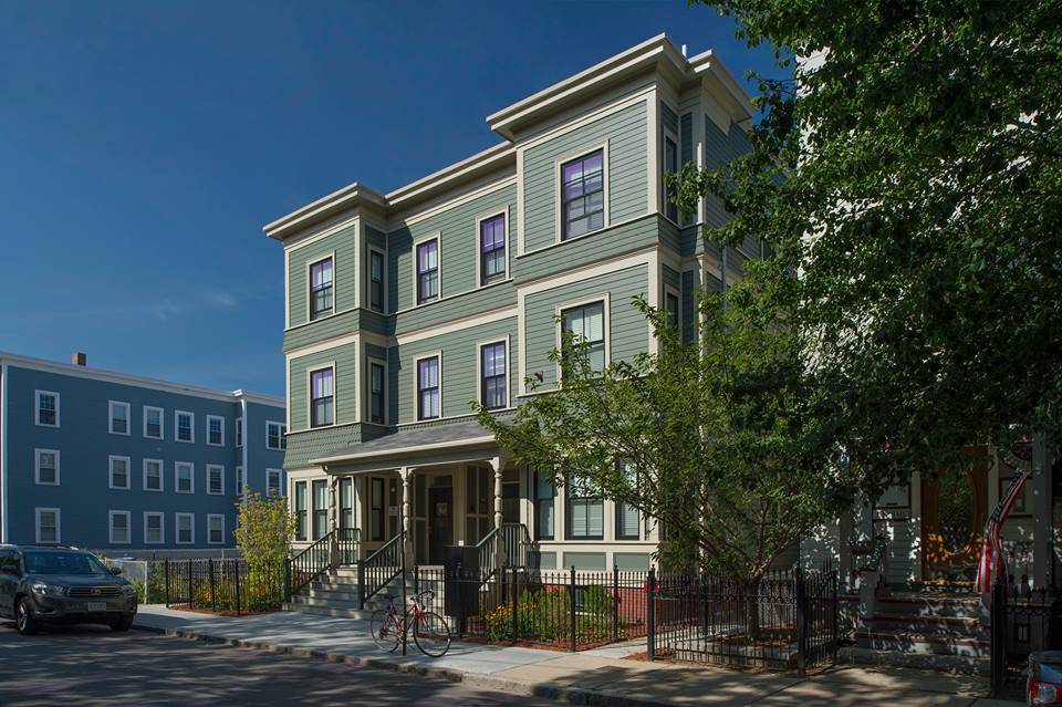 Homeowner's Rehab: Allston St, Cambridge