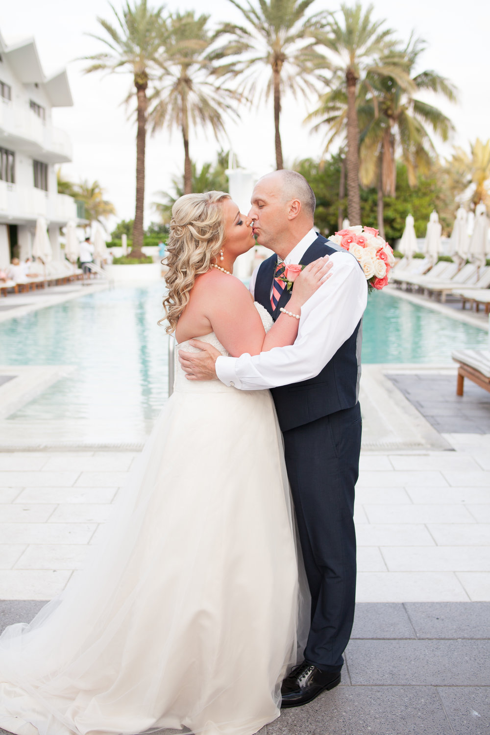 KATE & WADE - I was very nervous when choosing a wedding photographer. Our wedding was a destination wedding and I didn't know anyone in the Miami area. A photographer recommended Claudia Rios Photography and I'm so glad that she did!! From the moment Claudia and her assistant, Marcella arrived they were all about making the day perfect for us. Claudia was great at finding locations at our venue and doing some fun and creative shots and when I got our proofs back today I was blown away! Soooo very pleased with our wedding photos! On top of all of that she did so much more than just take our pictures but was helpful in every way. She and her assistant were willing and offering to do anything and everything that they would see was needed. They went above and beyond. At the end of the day we felt like we had made a friend. Claudia was so easy to work with from the first email to the delivery of our pictures. If you're in the market for a wedding photographer I HIGHLY recommend Claudia Rios Photography. Thanks again Claudia and Marcella for all that you guys did for us!