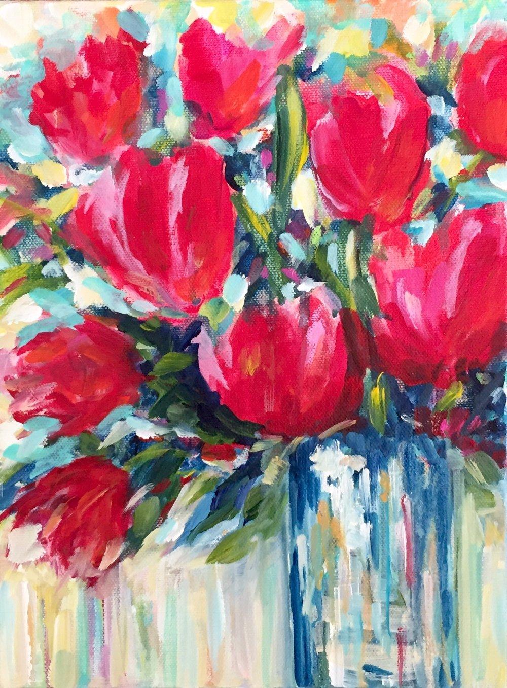 Tulips at Kallam