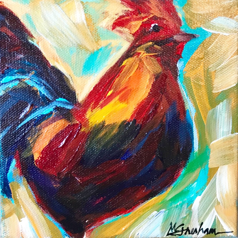 Rudy Rooster