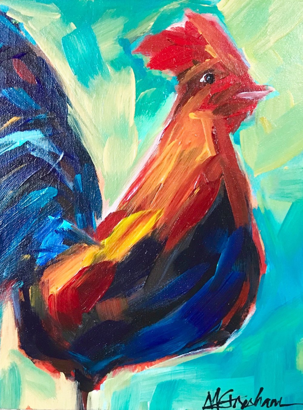 Rocky Rooster