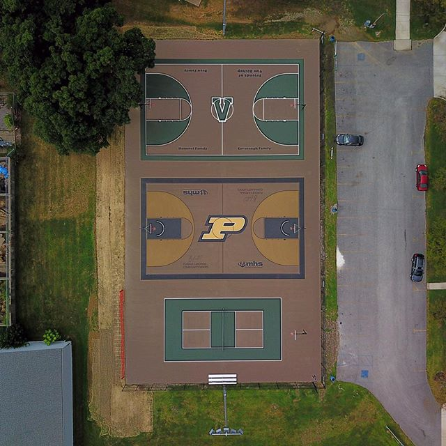 Phase 1 of Tower Park turned out great. Samardzija Field opening this week.  It was truly  great working with Valpo parks on this project. • • • • • • • #baseball #basketball #purdue #samardzija #valpo #midewest #indiana #sports #video #fundraiser #fundraising #capitalcampaign