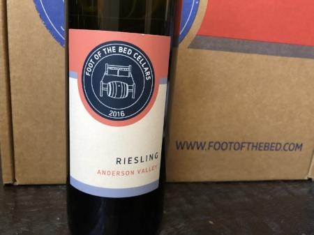 Winemaker: Katy Wilson of Banshee  Vineyard: Greenwood Ridge Vineyard