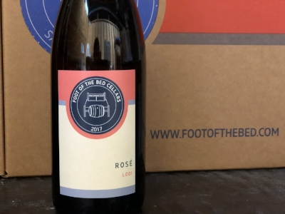 Winemaker: Matt Iaconis of Brick & Mortar Wines