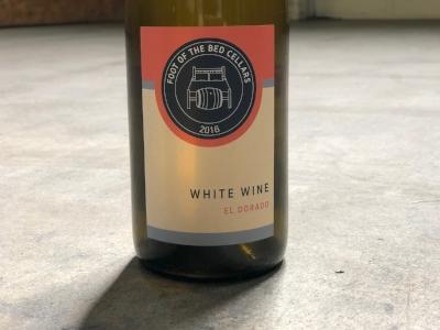 Winemaker:Helen Keplinger of  Keplinger Wines   Composition: 50.8% Roussanne, 37.5% Viognier, 11.7% Grenache Blanc