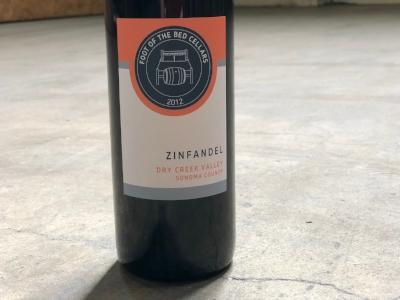 Winemaker: Richard Mansfield of Mansfield Winery