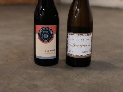 Option 2: 1 Bottle Foot of the Bed Cellars 2017 Redwood Valley Red Wine & 1 Bottle 2017 B. Millet Sancerre