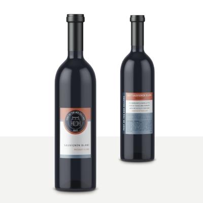 Winery:  Berryessa Gap Wines