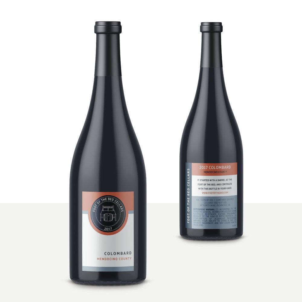 Winery:  Y. Rousseau Winery
