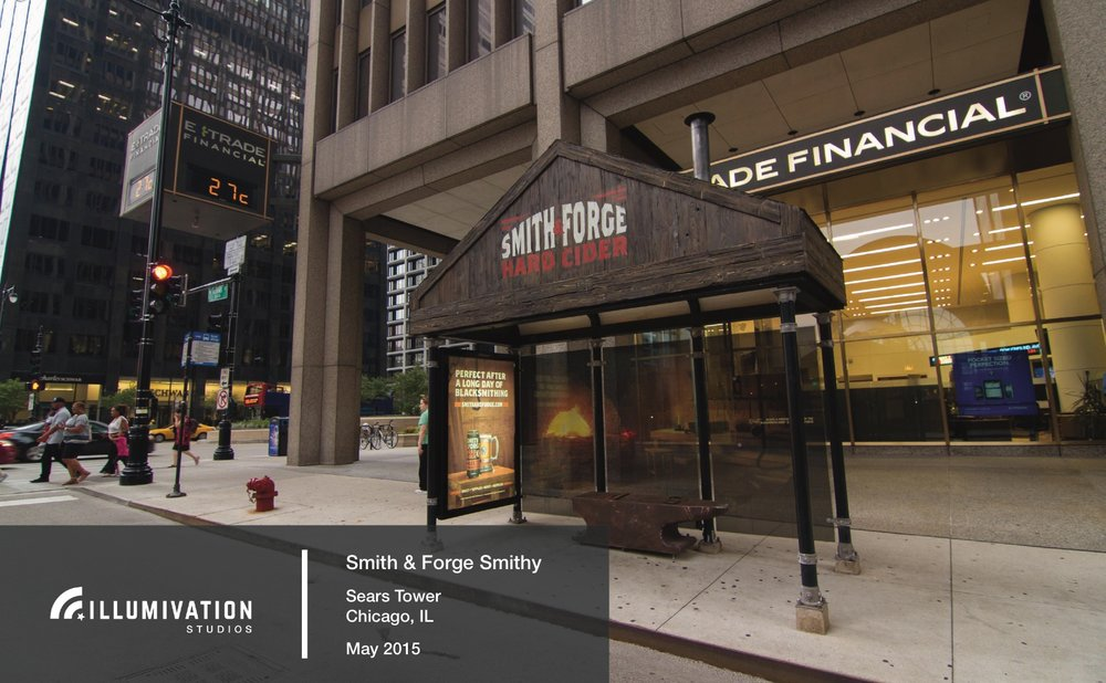 Illumivation Portfolio 2017 Smith and Forge Kinetic Innovate JCDecaux Shelters Chicago Creative Outdoor Advertising OOH Out of Home Marketing.jpeg